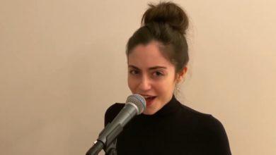 Cover de Giulia Falcone - I'll Never Love Again - Lady Gaga