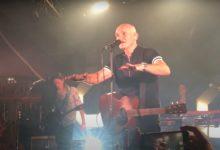 Gaetan Roussel en concert live à Rennes - octobre 2021